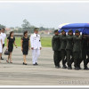 Full Military Honors For The Late Local Government Secretary Jesse Robredo