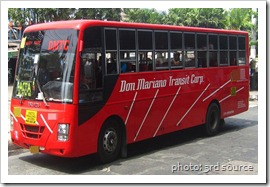Don Mariano bus