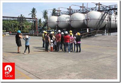 LPG plant tour
