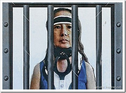 arroyo in jail