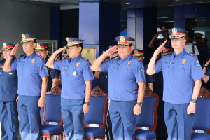 PNP New Uniform 2014